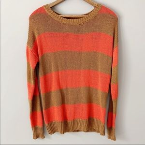 💰Forever 21 Cozy Striped Sweater